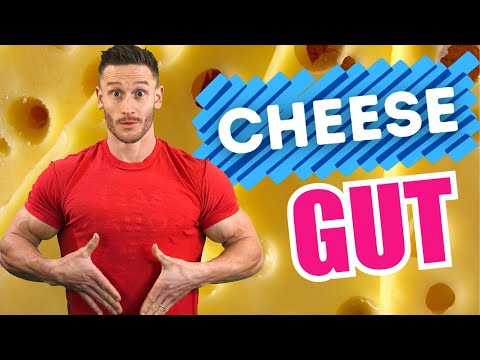 Cheese is Good for Your Gut - New Findings!