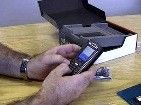 Nokia E90 Communicator Demonstration by eXpansys