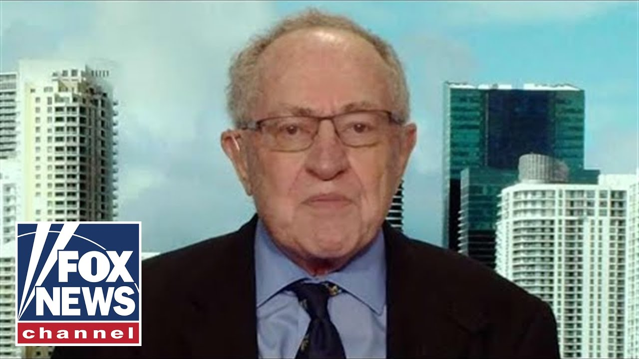 Alan Dershowitz reacts to the college admissions scam