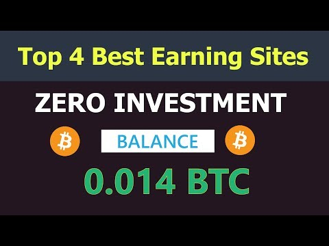 top-4-best-bitcoin-earning-sites-2020---earn-daily-0.01-bitcoin---zero-investment-live-payment-proof