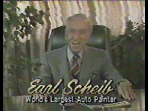 Earl Scheib Car Painting