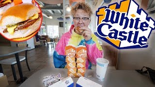 WHITE CASTLE REVIEW | Food Dude Ep.44