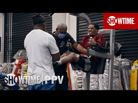 Gervonta Davis: Media Workout | Davis vs. Santa Cruz | Oct. 31st at 9pm ET/PT on SHOWTIME