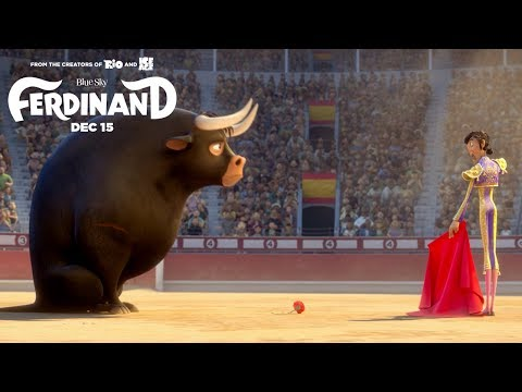 Ferdinand | Bull Event Boys Hindi | Fox Star India | December 15