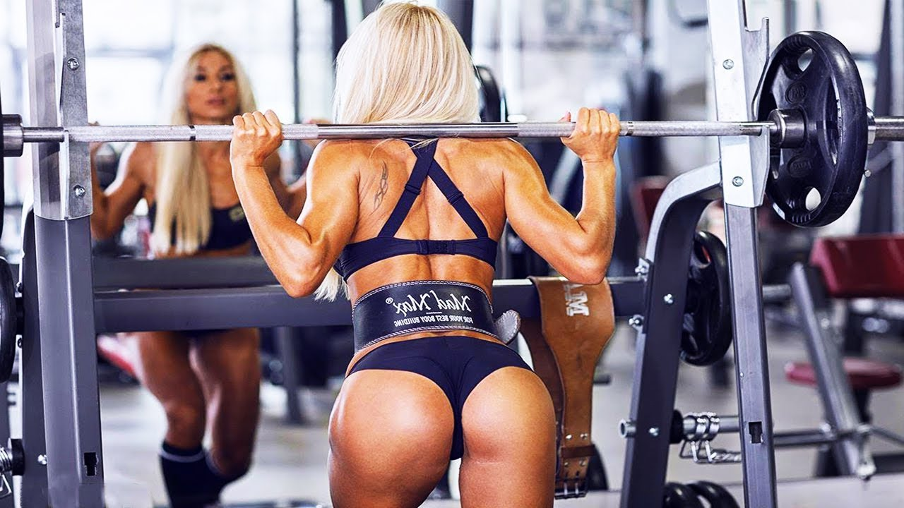 fit girls workout