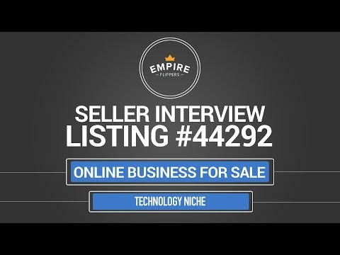 Online Business For Sale – $1.9K/month in the Technology Niche