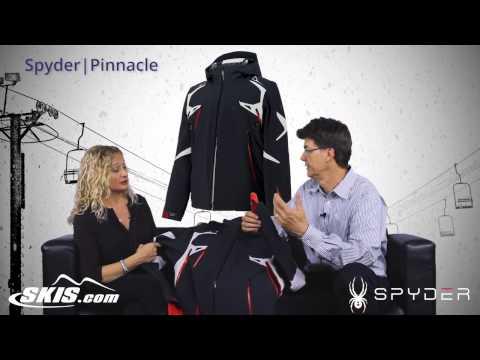 2016 Spyder Pinnacle Mens Jacket Overview By SkisDotCom