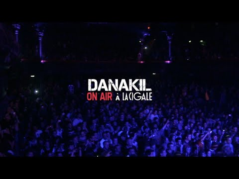 🎙️ Danakil - On Air à La Cigale 2012 [Official Live]