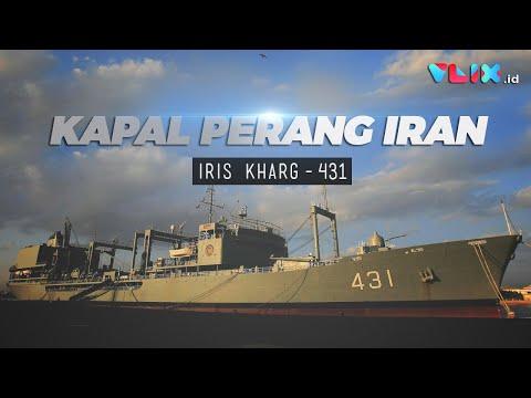 Melihat Kapal Perang Iran Yang Ditakuti Israel