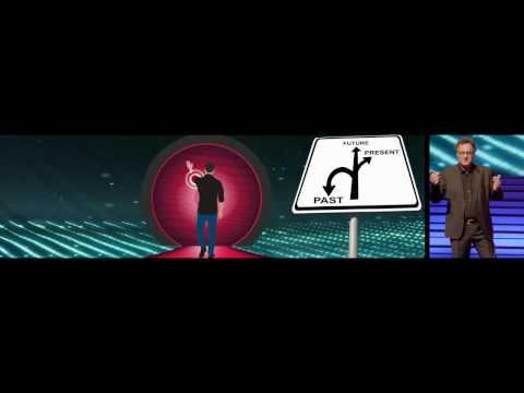 Exponentielle Transformation: Futurist Keynote Speaker Gerd Leonhard Swisscom Dialog Arena 2016