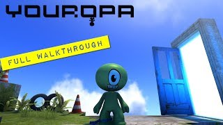 Youropa * FULL GAME WALKTHROUGH GAMEPLAY