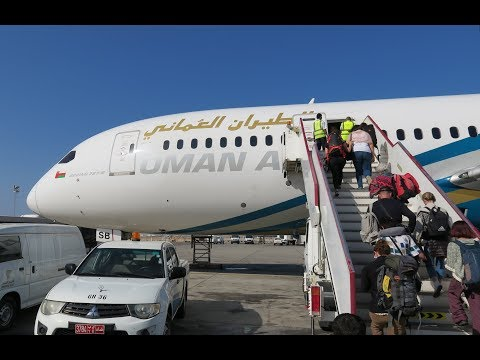 [Flight Report] OMAN AIR | Muscat ✈ Paris | Boeing 787-8 | Economy