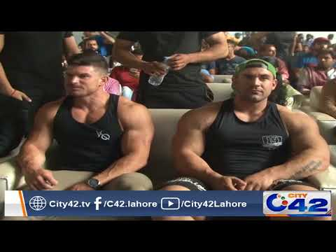 Marketing Pakistan Fitness Dubai Expo starts in Lahore