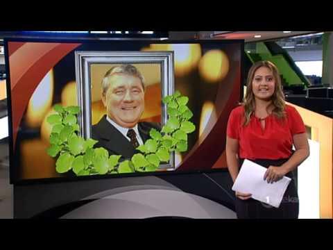 Late ex-deputy PM Jim Anderton's funeral held at Sacred Heart Catholic Church