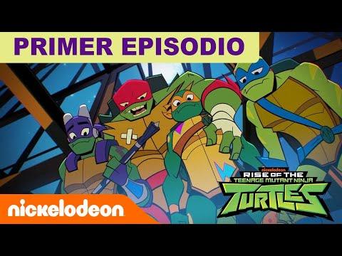 PRIMER EPISODIO COMPLETO GRATIS 🗡️ El Ascenso de las Tortugas Ninja | ¡MÍRALO AHORA! | Nickelodeon