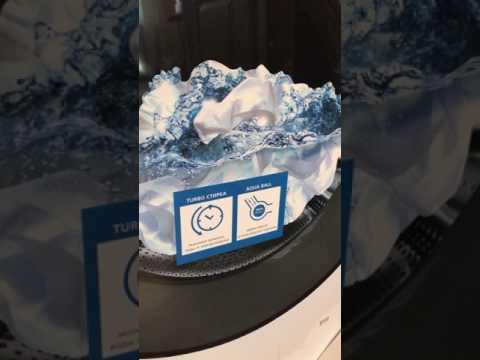 Обзор стиральной машины Hansa WHC 1238 (1часть)
