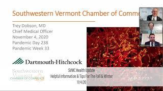 SVMC Health Update // 11-4-20