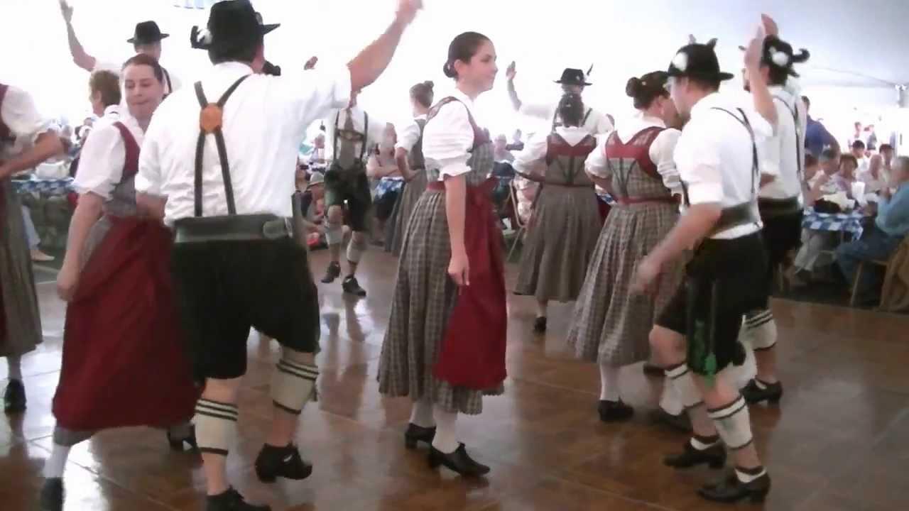 Naughty German Dancer
