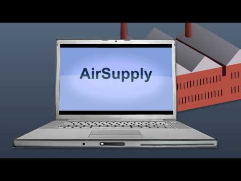 AirSupply digital supply chain management for the aerospace industry