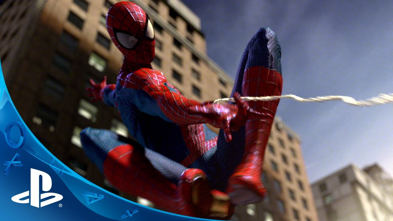 The Amazing SpiderMan 2 2014 Official Trailer BRRip