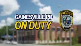 Gainesville PD: On Duty July 2016