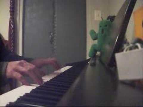 Tetris Katyusha Piano by bararaska