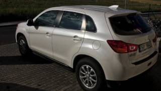 TEST: Mitsubishi ASX 1,6  MIVEC 2WD -  spotřeba