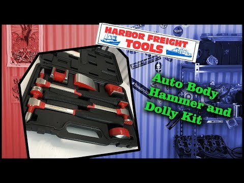 Harbor Freight Body Hammers - Product Review - Vs Snap-On And Martin Tools