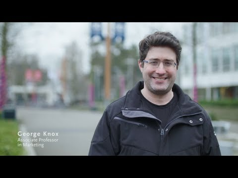 George Knox about working at Tilburg University