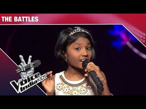 Arya Nanda, Ishaan and Tanishka Performs on Piya Baawri | The Voice India Kids | Episode 10