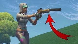 Fortnite | 3 Suppressed Weapon Eliminations - Battle Pass Challenge Guide
