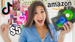 Amazon MUST HAVE Room Decor!!! *Tik Tok Inspired*