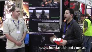 ssaa shot expo 2012 tactical solutions australia importers of tannerite