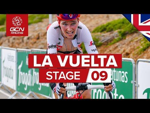 Vuelta a España 2019 Stage 9 Highlights: Andorra la Vella – Cortals d'Encamp | GCN Racing