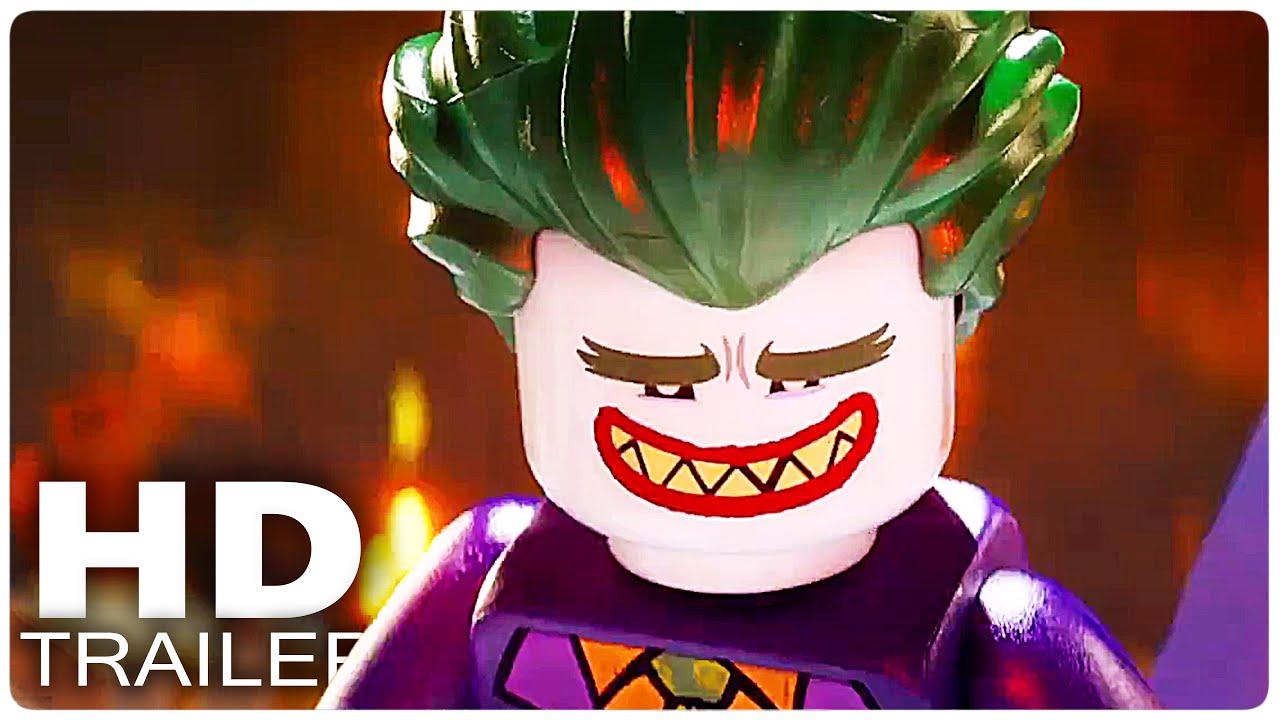 Lego Batman Movie Trailer German