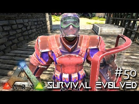 ARK: Survival Evolved - NEW MASTER SWAT ARMOR & ASCENDANT TOOLS !!! - SEASON 3 [S3 E50] (Gameplay)