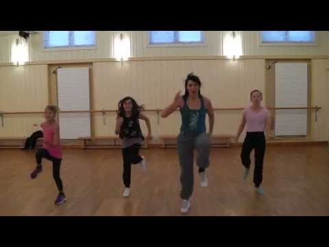 """Dance Fitness """"Bolide"""" -Soldat Jahman"""
