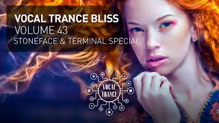 VOCAL TRANCE BLISS (VOL. 43) STONEFACE & TERMINAL SPECIAL - FULL SET