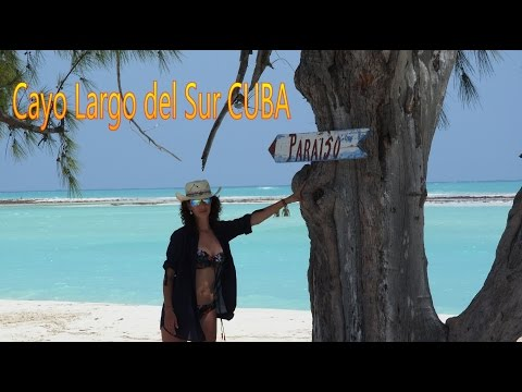 Cayo largo del sur Cuba, playa sirena, playa paraiso