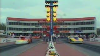 Classic Drag Racing-Sunoco Pro-Mod Shootout 1994-Full Show#1 Atlanta