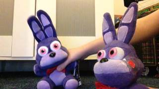 (Fnaf)the Bonnie song(plush episode)
