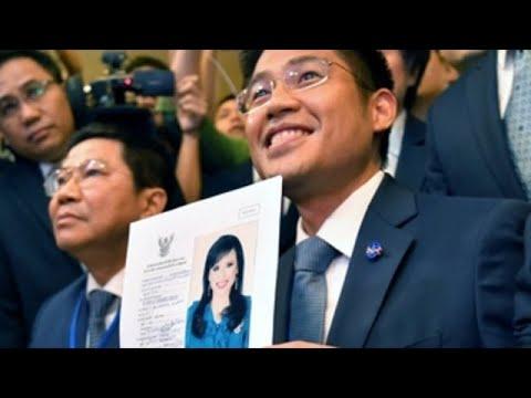 La hermana del Rey de Tailandia retira su candidatura a primera ministra