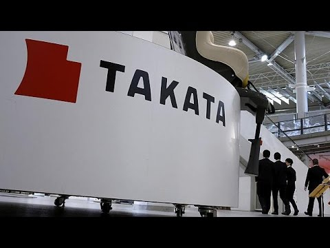 Japanese airbag-maker Takata files for bankruptcy