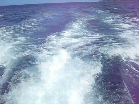 detroit diesel Acceleration on a boat