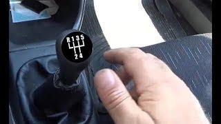 как отрегулировать саморегулирующийся тросик сцепления на гольф 3.  Плохо переключаются передачи