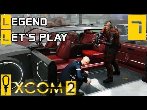 XCOM 2 - Part 7 - Capture an Enemy VIP - Let's Play - XCOM 2 Gameplay [Legend Ironman]