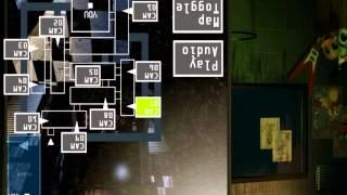 Играем в Five nights at Freddy's 3(Если вы смотрите с телефона или с планшета,то поставте блокировку экрана чтобы не было вверх ногами), 2015-03-17T07:11:48.000Z)