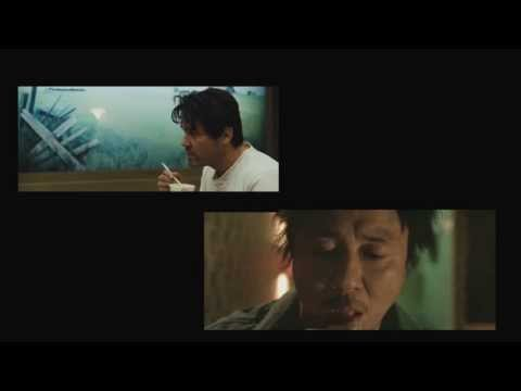 OLDBOY Comparison 2003 & 2013