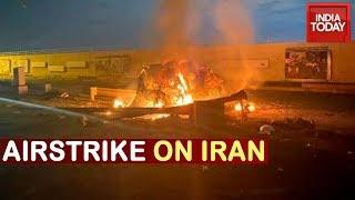 Fresh US Airstrike On Iran-Backed Paramilitary Forces Near Baghdad