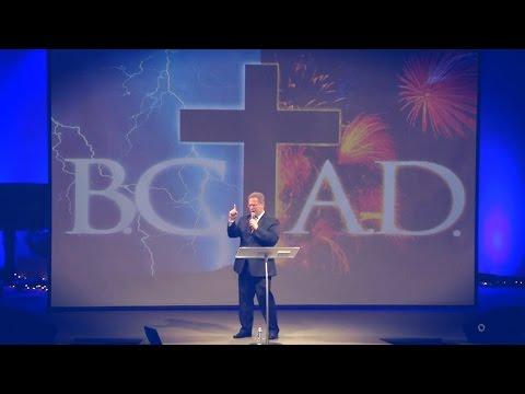 """BC/AD"" - Pastor Raymond Woodward"